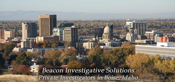 Boise Private Investigator