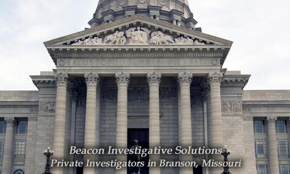 Branson Private Investigator