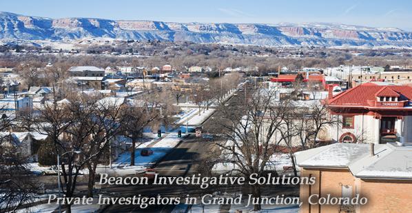 Grand Junction Private Investigator