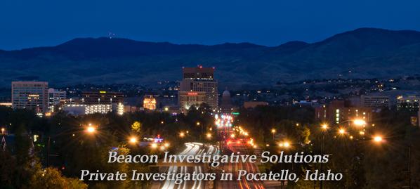 Pocatello Private Investigator