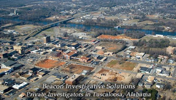 Tuscaloosa Private Investigator