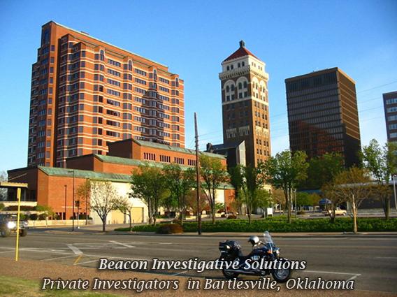 Bartlesville Private Investigator