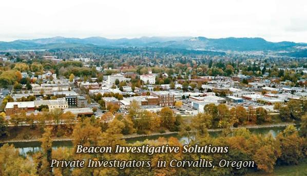 Corvallis Private Investigator