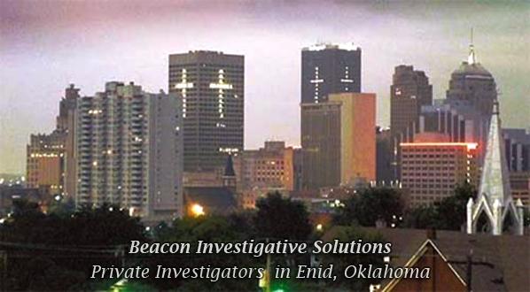 Enid Private Investigator