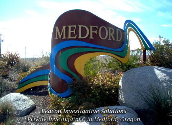 Medford Private Investigator