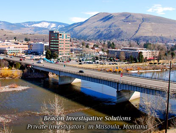 Missoula Private Investigator