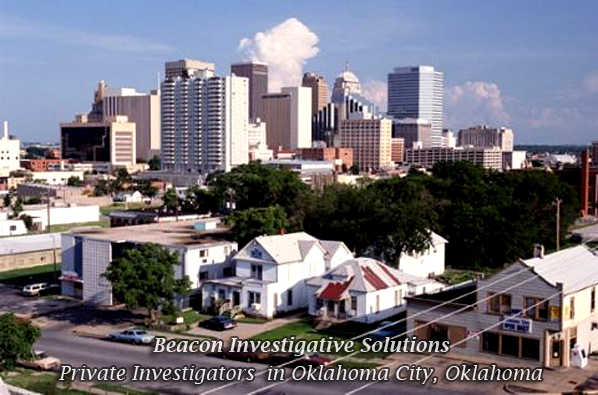 Oklahoma City Private Investigator