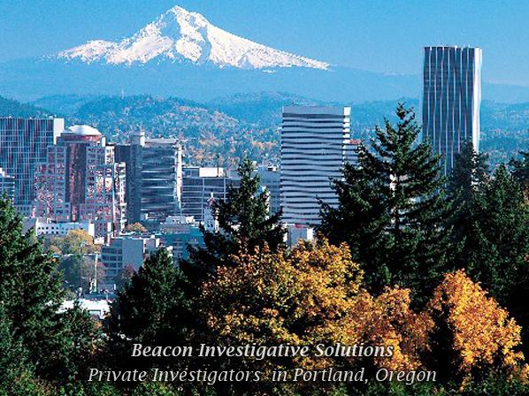 Portland Private Investigator