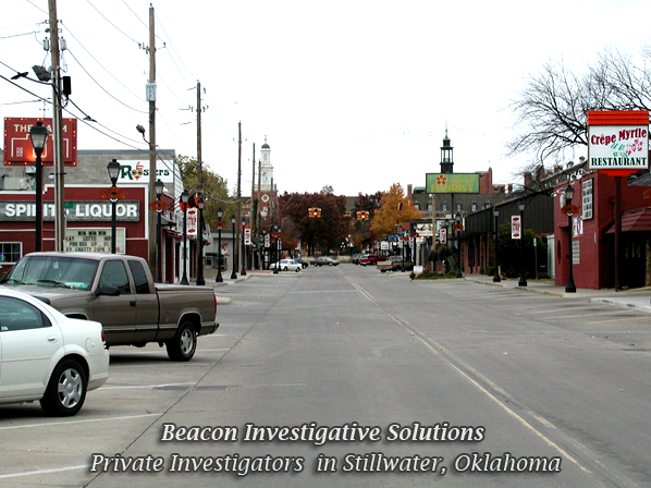 Stillwater Private Investigator