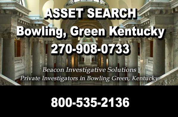 Bowling Green Kentucky Asset Search