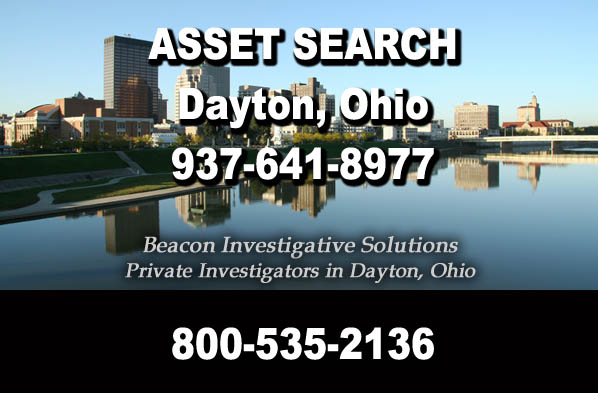 Dayton Ohio Asset Search