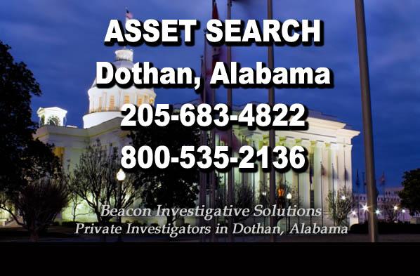 Dothan Alabama Asset Search