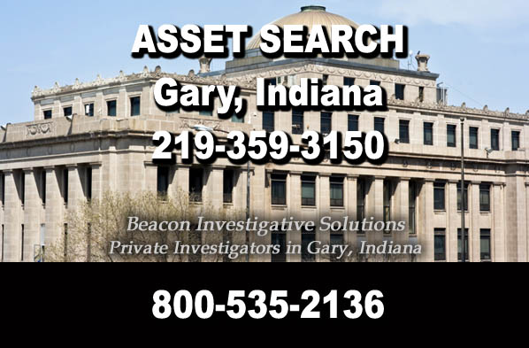 Gary Indiana Asset Search