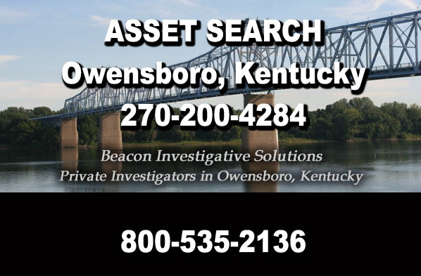 Owensboro Kentucky Asset Search
