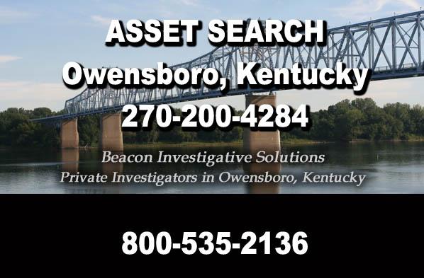 Owensboro Kentucky Asset Search