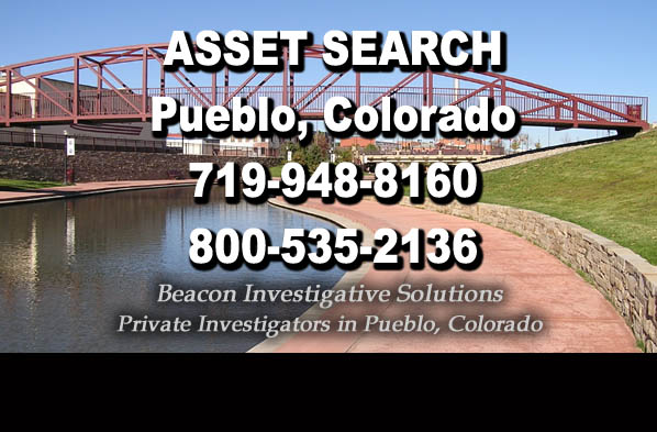 Pueblo Colorado Asset Search