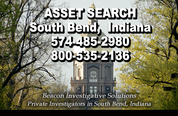South Bend Indiana Asset Search