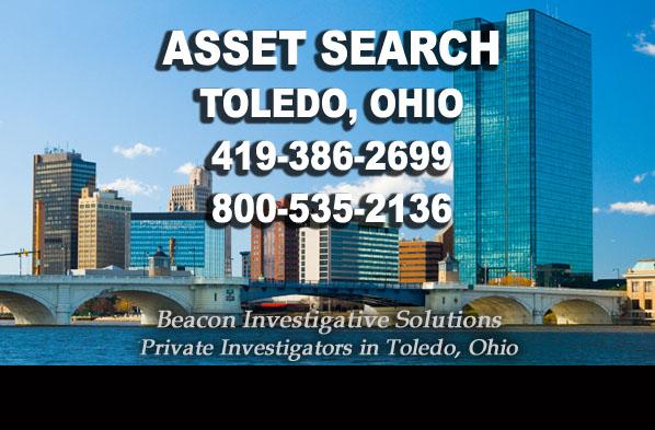 Toledo Ohio Asset Search