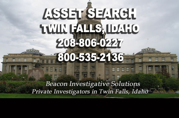 Twin Falls Idaho Asset Search