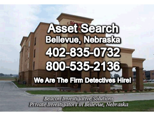 Bellevue Nebraska Asset Search