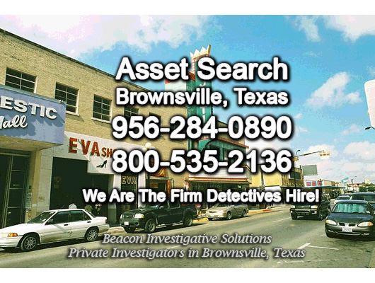 Brownsville Texas Asset Search