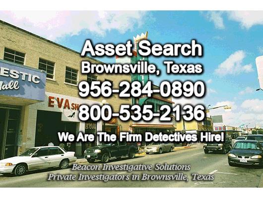 Brownsville Texas Asset Search