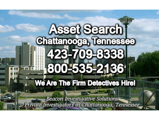 Chattanooga Tennessee Asset Search