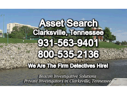 Clarksville Tennessee Asset Search