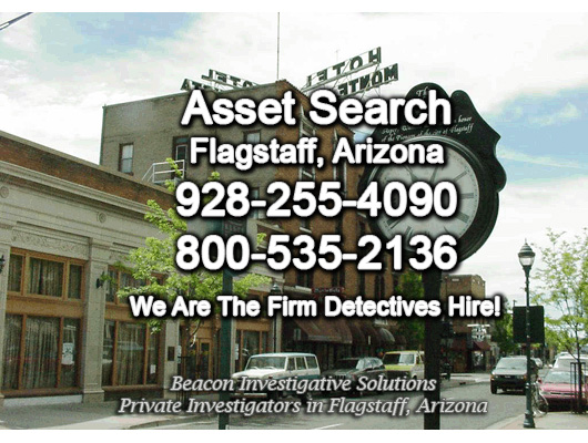 Flagstaff Arizona Asset Search