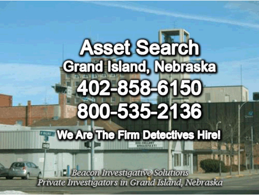Grand Island Nebraska Asset Search