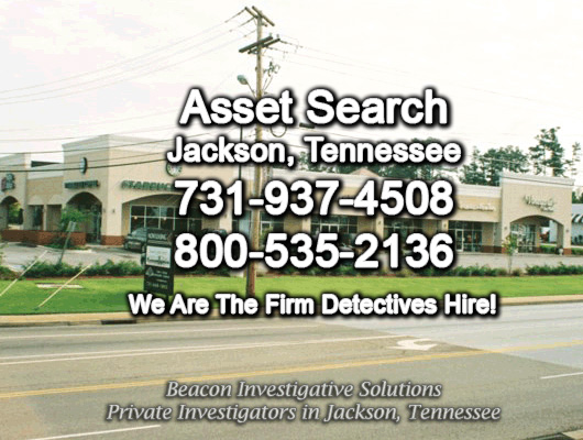 Jackson Tennessee Asset Search