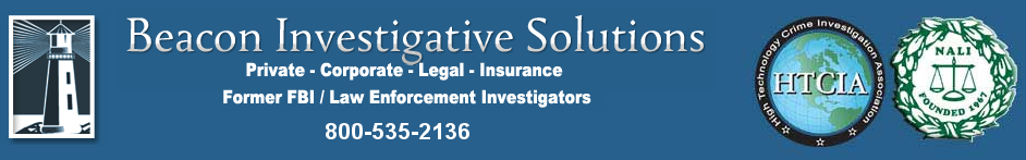 Beacon Investigative Solutions Retina Logo